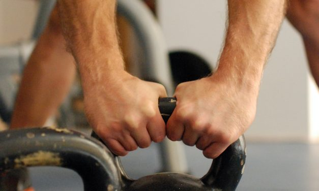 Sådan styrker du dine muskler med kettlebells