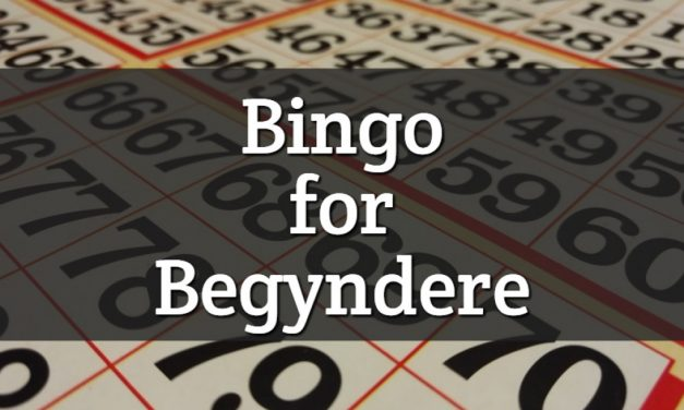 Bingo for begyndere